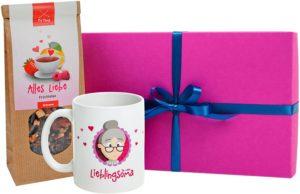 Eine Geschenkbox für Omas