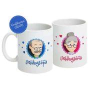 Tasse für Opa und Oma
