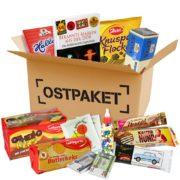 Ostpaket DDR SÜSSIGKEITEN BOX mit Buch