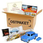 DDR-Trabi-Box im Geschenkkarton