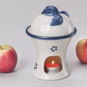 Keramik Apfelbräter
