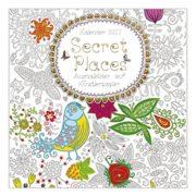 Secret Places Ausmalkalender
