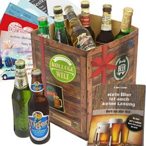 Biergeschenk Bester KOLLEGE der Welt