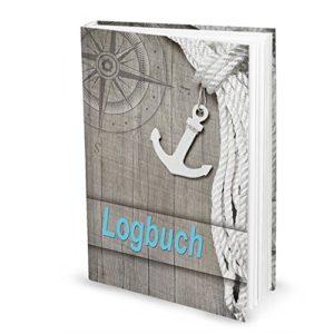 Seglergeschenk Logbuch