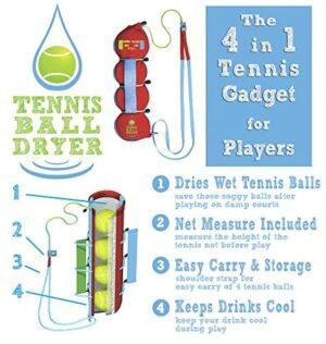 Tennisball Trockner Funktionsweise