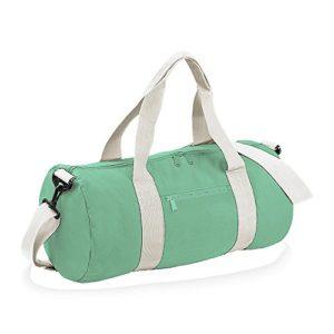 Bagbase Seesack Reisetasche in hellgrün