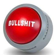 Bürogadget Bullshit-Knopf