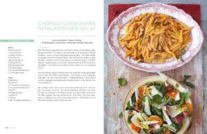 Kochbuch für Studenten Beispielseite