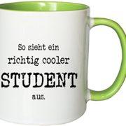 Kaffeebecher cooler Student