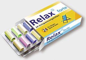 Lustige Medikamentenschachtel