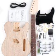 E-Gitarre zum selber bauen