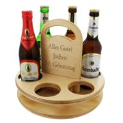 Bierträger aus Holz
