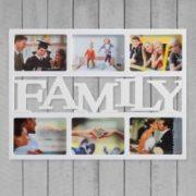 Bilderrahmen für die Familie