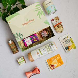 Vegane Geschenkbox