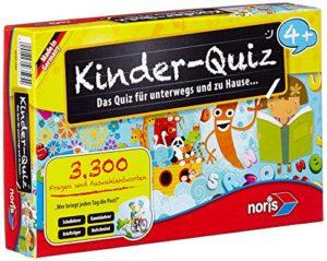 Kinder Quiz