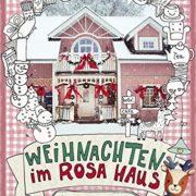 Basteln und Backen mit Weihnachten im rosa Haus