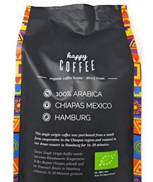 Bio Kaffee mit edler Note