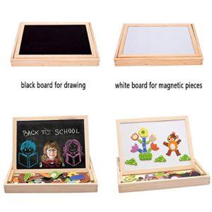 Lernspielzeug Magnetisches Puzzle