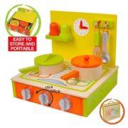 Kinder Spielküche aus Holz