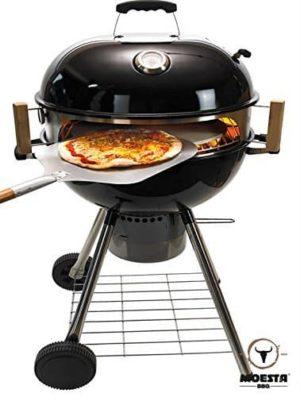 Pizza-Ring für Kugelgrills