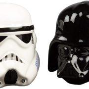 Star Wars Pfeffer- und Salzstreuer