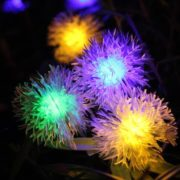 Bunte LED Lichterkette