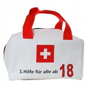 Erste Hilfe Tasche ab 18