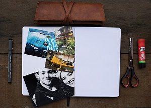 LittleFoxAdventures Date Journal Beispielseite