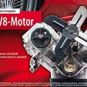 Männergeschenk V8 Motor