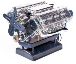 V8 Motor für Männer