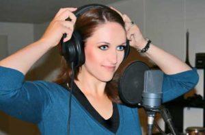 CD Aufnahme mit Gesangscoaching
