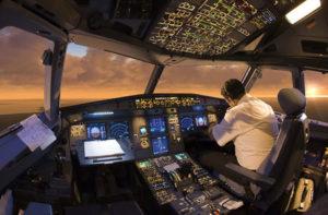 Flugsimulator: Fliegen im A320