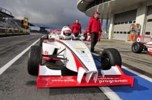 Formel-Racing am Nürburgring