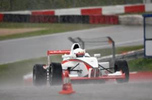 Formel 1 Wagen selber steuern