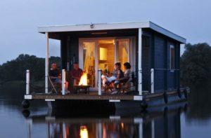 Hausboot Kurzurlaub