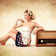 Pin-up Fotoshooting