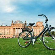 Sightseeing Radtour durch Berlin