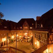 Kurzurlaub Burgromantik