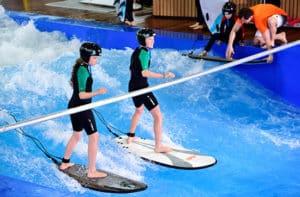 Surfschule indoor buchen