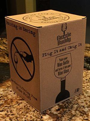 Weinglas Flaschenaufsatz 1