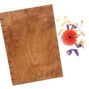 Personalisiertes Tagebuch-Set - Lebensbegleiter