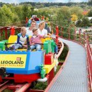 Besuch im Legoland Deutschland