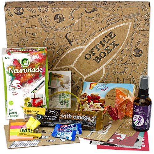 office boxx originelles geschenk f r kollegen und mitarbeiter. Black Bedroom Furniture Sets. Home Design Ideas