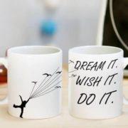 Tasse für den perfekten Tagesstart