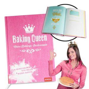 Rezeptbuch für die Back-Queen