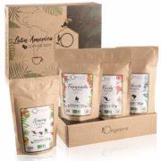 Kaffee Probierset – Geschenkset für Fans der braunen Bohne!