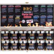 exklusive BBQ Gewürze-Box