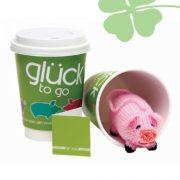 Glücksschwein To-Go