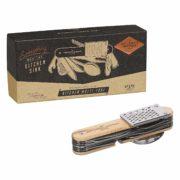 Multi-Tool für die Küche. Wie ein Schweizer Messer - Optimiert für alles was du zum Kochen brauchst