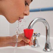 Quellwasser-Feeling Wasserhahn-Aufsatz